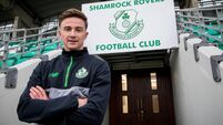 Hopefully now there's an end in sight, says Shamrock Rovers skipper Ronan Finn