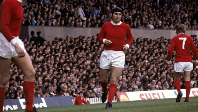 Tony Dunne: Manchester United's unsung hero revered by his peers