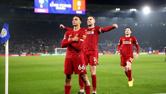 Talking tactics: Liverpool's five steps to Premier League success