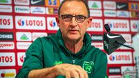 Martin O'Neill objects to kids' football pitch in Donegal
