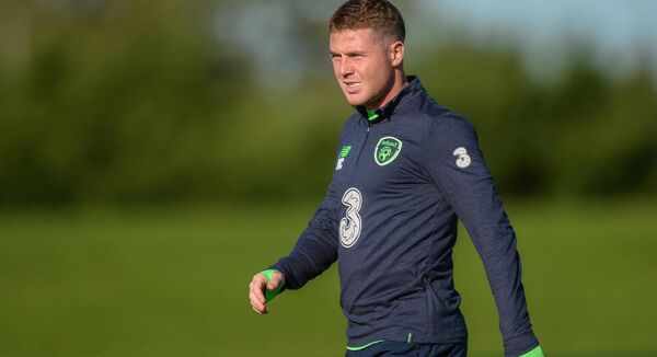 A return from the international wilderness is on the cards for midfielder James McCarthy under Stephen Kenny. Photo by Piaras Ó Mídheach/Sportsfile