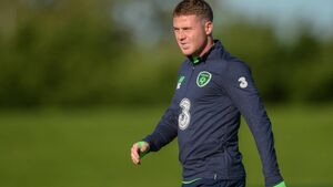 Stephen Kenny hails James McCarthy as an 'exceptional talent'