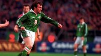 Ray Houghton on Ireland's Wembley woes: 'I tried to be too precise, I should have smashed it home'