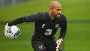 Darren Randolph hopes for lasting change in fight against racism