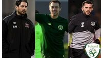Stephen Kenny makes three appointments to Ireland backroom team