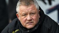 Chris Wilder says Premier League initial test results are 'encouraging'