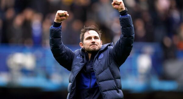 While Frank Lampard was disappointed not to be able to strengthen his squad in January, Chelsea have emerged, once more, as competitors for world-class talent in a transfer market which may find time to settle. Photo: John Walton/PA Wire.
