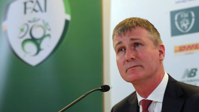 Stephen Kenny set for executive role in FAI restructure