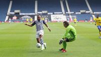 Championship wrap: West Brom go top despite blank against Birmingham