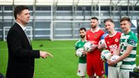 Niall Quinn: League of Ireland changes were 'least disruptive' option