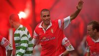 League of Ireland Legends: Paul Osam's days of heaven with St Pat's
