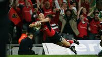 The day Peter Stringer pulled a fast one as Munster finally got over the line