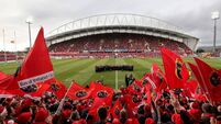 Munster must shed its matchday revenue reliance - Ian Flanagan