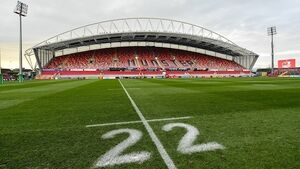 Munster in 'relatively serious' discussions over Thomond Park naming rights