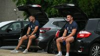 Munster fans have to wait for first sight of star duo Snyman and De Allende