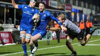 Leinster winger Barry Daly quits rugby to pursue Master's in US