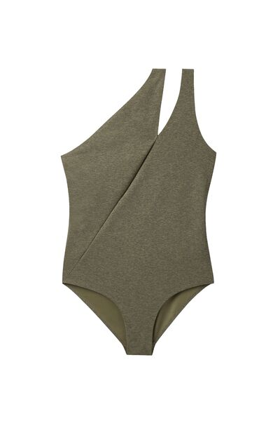 V-neck swimsuit, COS, €49