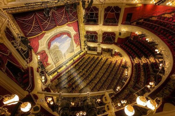 Theatres are not allowed to host live performances (Newcastle Theatre Royal/PA)