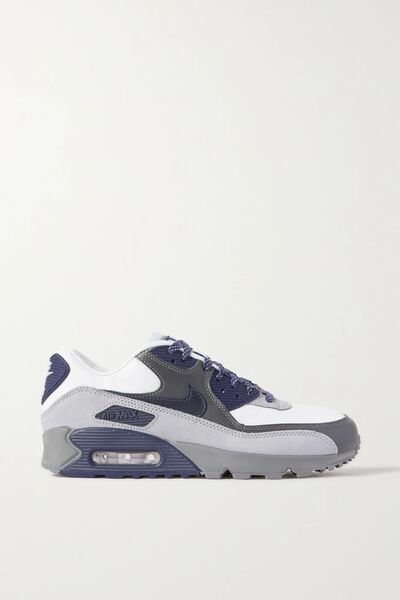 3. Nike Air Max 90 NRG 'Lahar' Escape leather sneakers, Net-a-Porter, €136.67