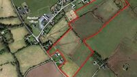 Farm for sale in North Cork with future residential development potential