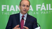New Taoiseach promises to work for decent farm incomes and a sustainable rural future