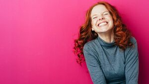 Only when I laugh: how laughing helps your health