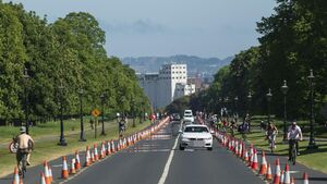 Minister defends decision to reopen gates at Phoenix Park