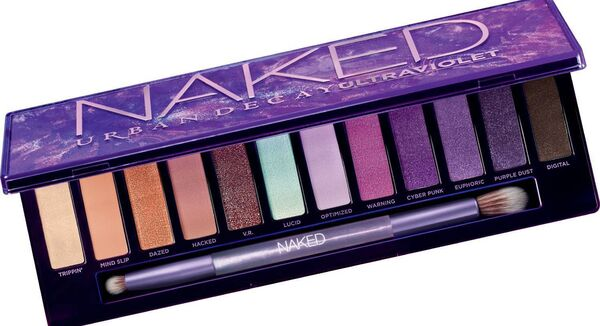 Urban Decay Naked 'Ultra Violet' Eye Shadow Palette