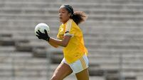 'It's not political. It's about racism.  I was so angry' - Antrim ladies footballer Dahunsi calls on GAA for support