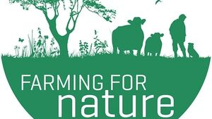 Brendan Dunford and Brigid Barry delighted with Farming for Nature win