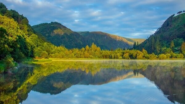 Glendalough features plenty of walking trails suited to both families with buggies and more adventurous hikers. Picture: iStock