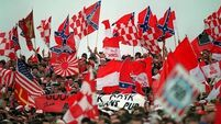 Confederate flag is banned from grounds, confirms Cork chair Tracey Kennedy