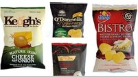 Crunch factor: Eight crisp brands put to the test