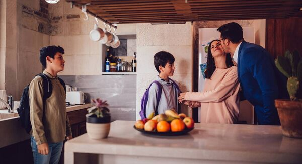 The Irish courts have refused to accept that a partner's contribution by working in the home, whether performing housework or looking after children, gives rise to a beneficial interest.