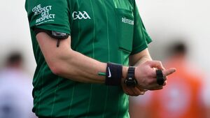 Cork referees may have to take charge of four games per weekend