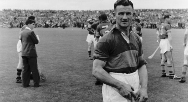 Theo English, one of Tipperary's finest ever hurlers, is Marlfield's President. This weekend marks Theo's 90th birthday. Picture: Connolly Collection / SPORTSFILE