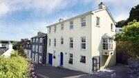 Touch of new build on venerable old Kinsale address
