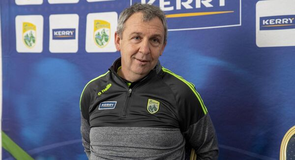 Peter Keane, Kerry Football Manager. Photo by Domnick Walsh