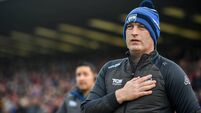 Liam Cahill: County managers will breach GAA's return-to-training date
