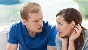 Making cents: Is it ever ok to lie to your partner about money?