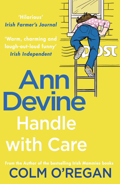 Ann Devine, Handle With Care is published by Transworld.