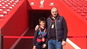 The GAA's Liverpool fans: Steven McDonnell, Dara Ó Cinnéide, and Brian Hurley explain why their Anfield allegiance runs deep