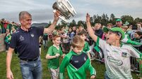 John Kiely would love to have turned back time in Galbally