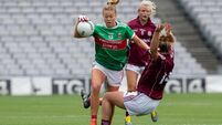 Sarah Rowe comfortable with Mayo manager's 'stay or go' ultimatum