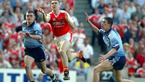 Boot Room: Oisín McConville - 'I came out of the shower and the boots were ripped to shreds'