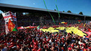 Formula One could welcome fans back for Italian Grand Prix in September