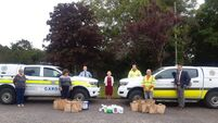 Gardai and locals from west Cork village team up to care for the elderly