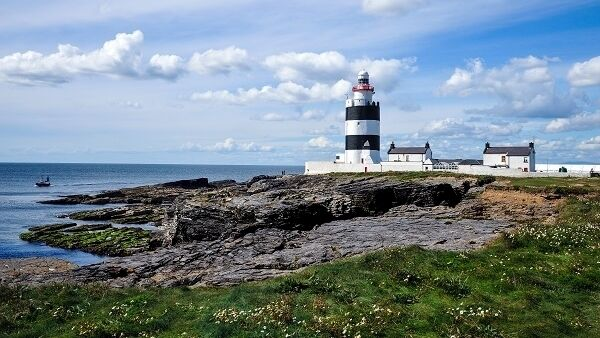 Hook Lighthouse is the oldest intact operational Lighthouse in the world.
