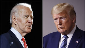Biden and Trump try to outdo each other with tough talk on China