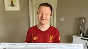 YNWA - Liverpool fan Fergal thrilled after sketch video hits one million views